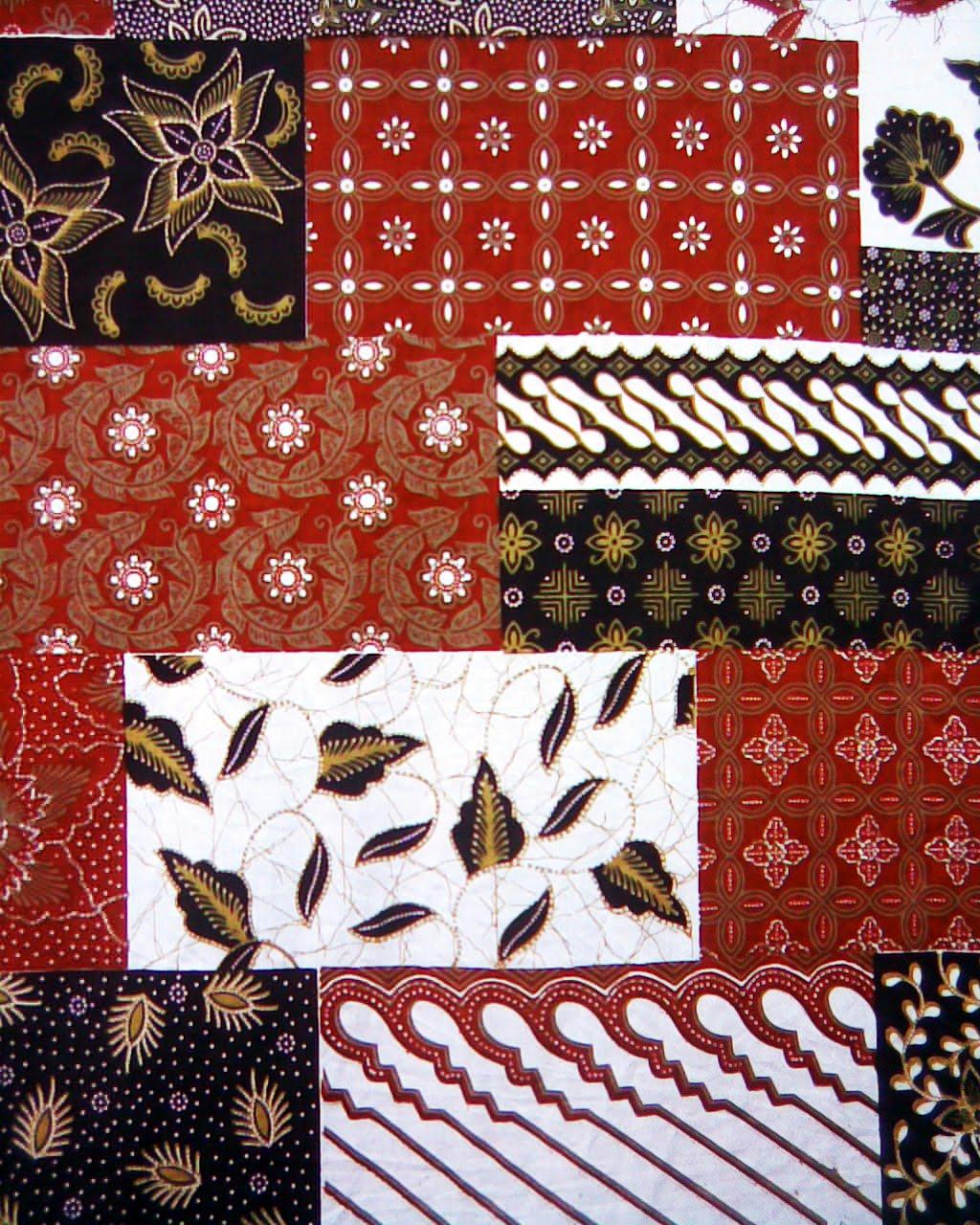 Dalam Lemari 1 Terdapat 4 Kemeja Batik: #NgertiBatik Mengenal Batik Yogyakarta