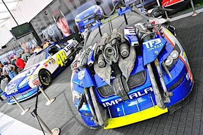 Transformers Nascar 2 - Mira estás nuevas imagenes de Transformers en el Daytona 500!