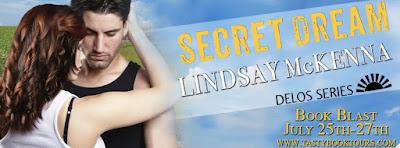 """Secret Dream"" Book Blast & Gift Card #Giveaway @TastyBookTours   @lindsaymckenna"