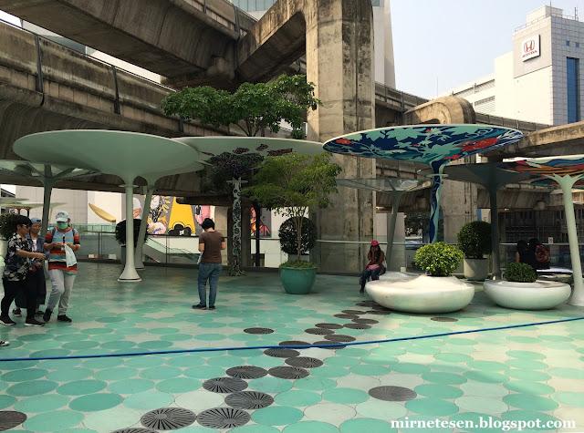 Бангкок, станция Сиам