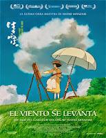 Kaze tachinu (El viento se levanta) (2013) Online