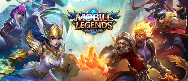 Hero 5 Most Commonly Used Top Player Mobile Legends