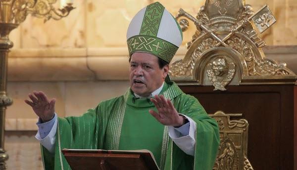 Los partidos políticos no tienen llenadera, son un barril sin fondo: Norberto Rivera