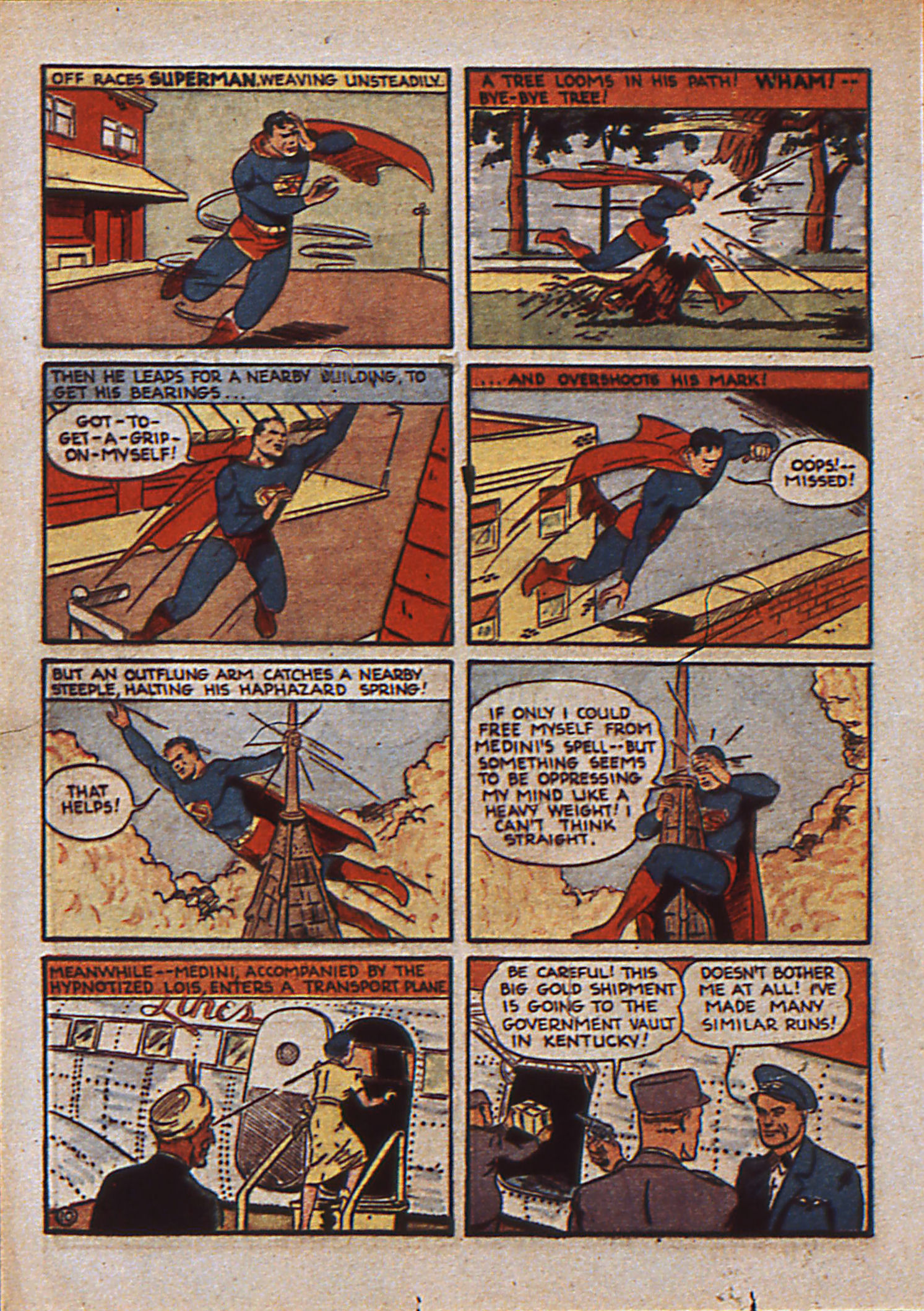 Read online Action Comics (1938) comic -  Issue #25 - 13