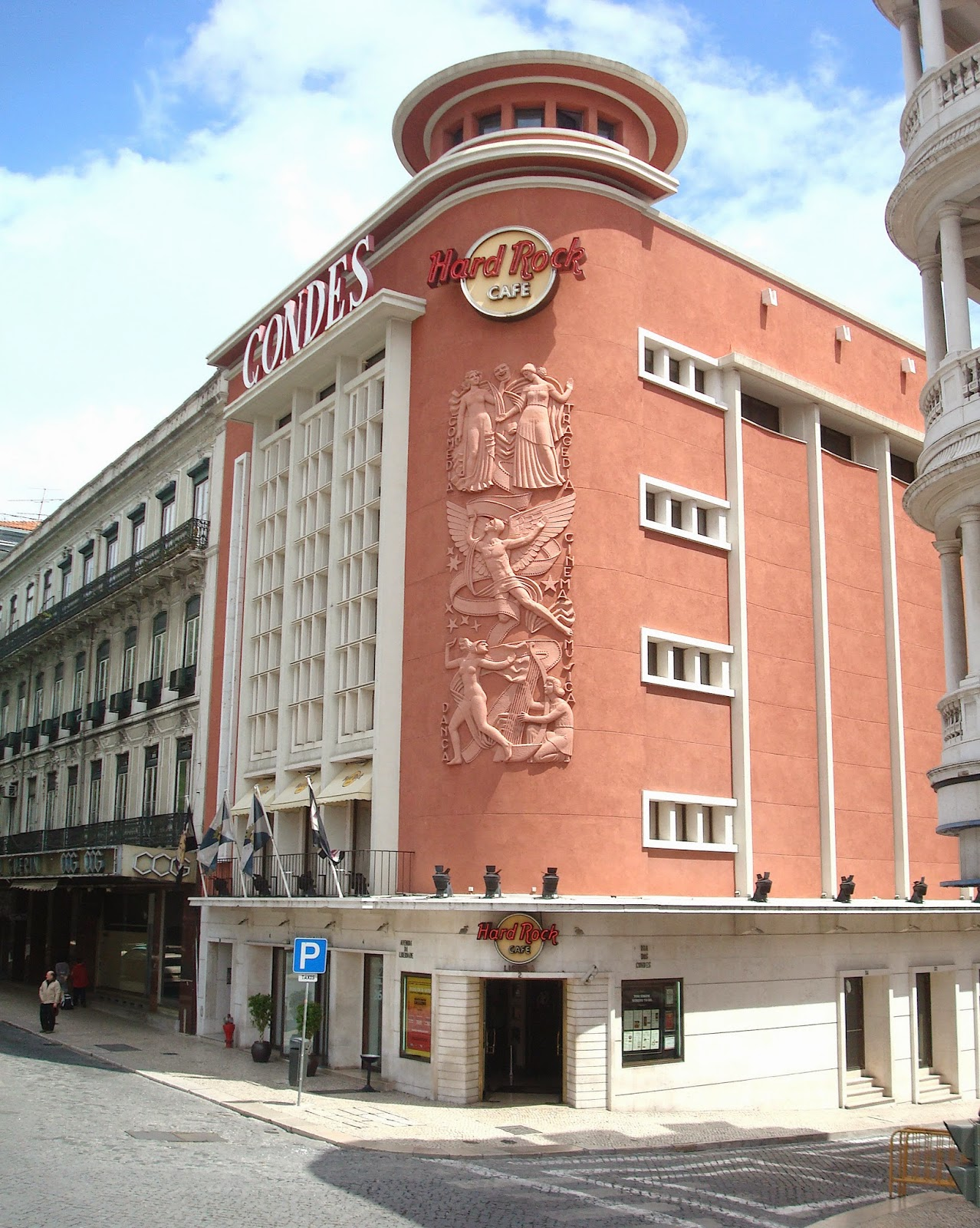Hard Rock Cafe, Lisbon