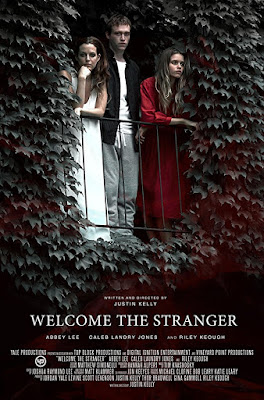 Welcome The Stranger 2018 English 480p WEB-DL 300MB