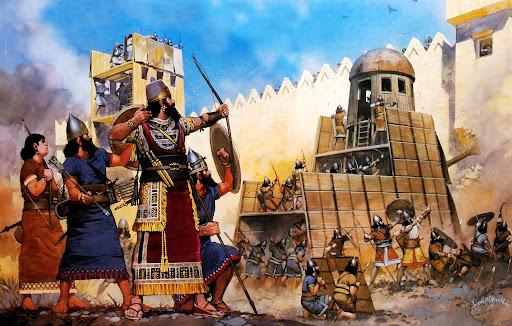 Asirios-Campaña-Militar