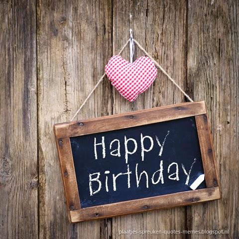 gefeliciteerd met je verjaardag plaatje