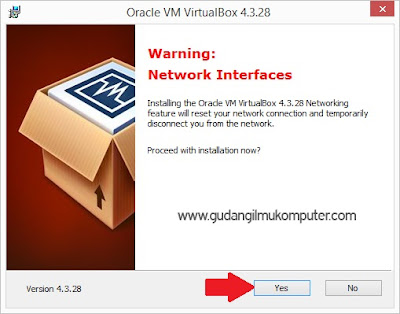 Pengertian Dan Cara Menginstal Oracle VM VirtualBox