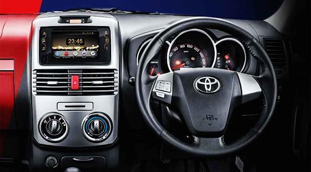 Spesifikasi Dan Harga Toyota Rush