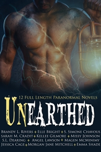 UnEarthed (Bright, Cage, Chavous, Cradit, Dearing, Gilmore, Johnson, Lawson, McMinimy, Mitchell, Rivers, Shade)