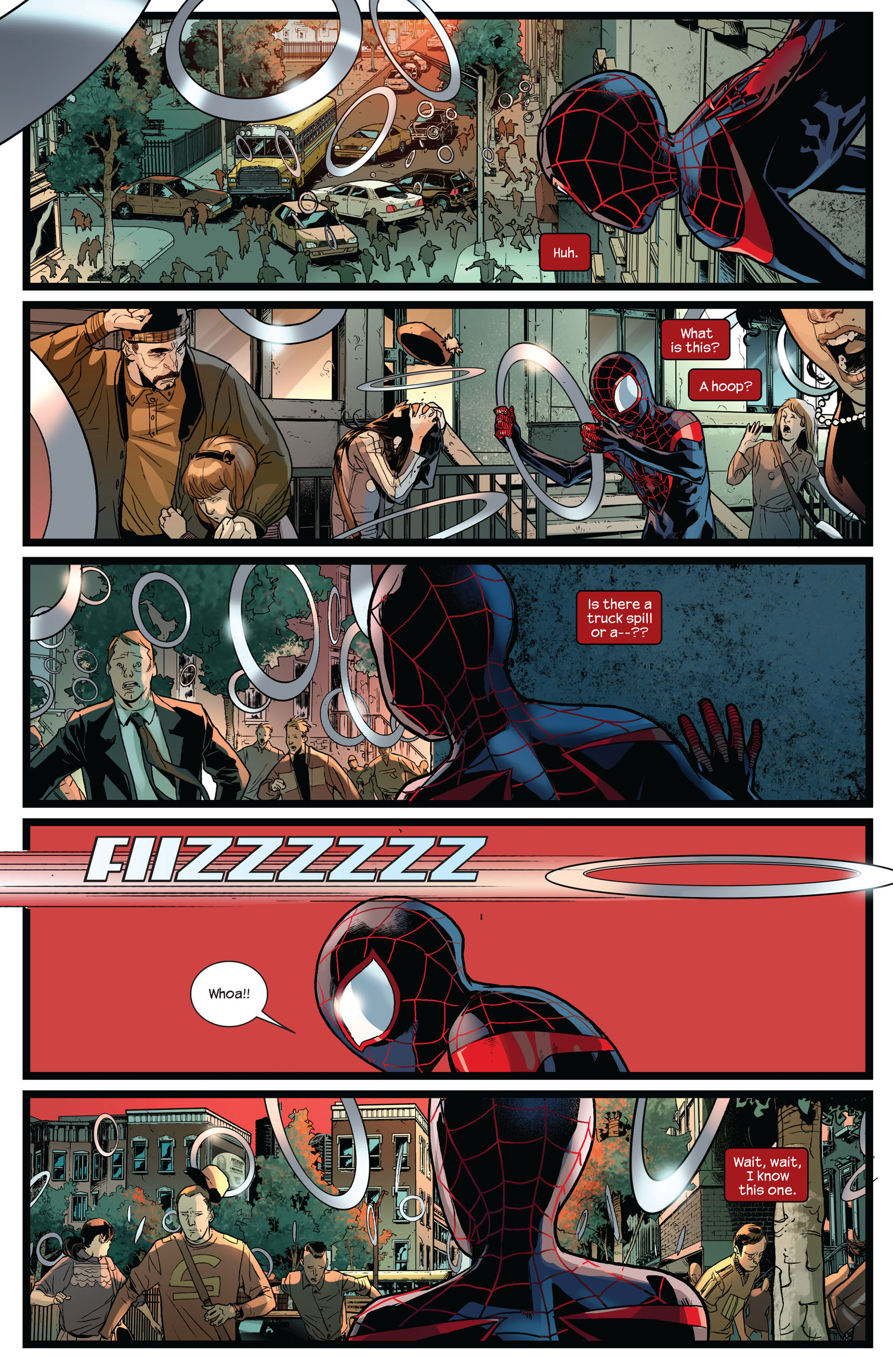 Read online Ultimate Comics Spider-Man (2011) comic -  Issue #8 - 17