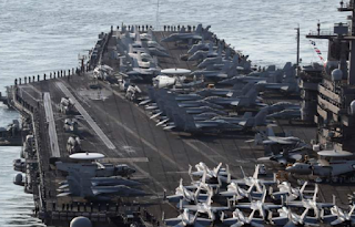 China, Russia Send Ships After U.S. Aircraft Carrier