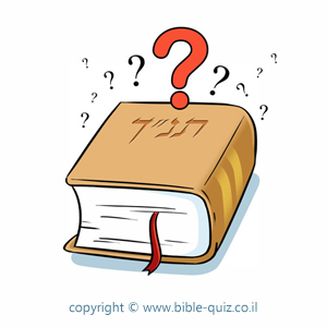 Good News from Israel: New features added to the Bible Quiz
