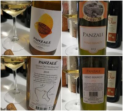 panzale vino bianco berritta