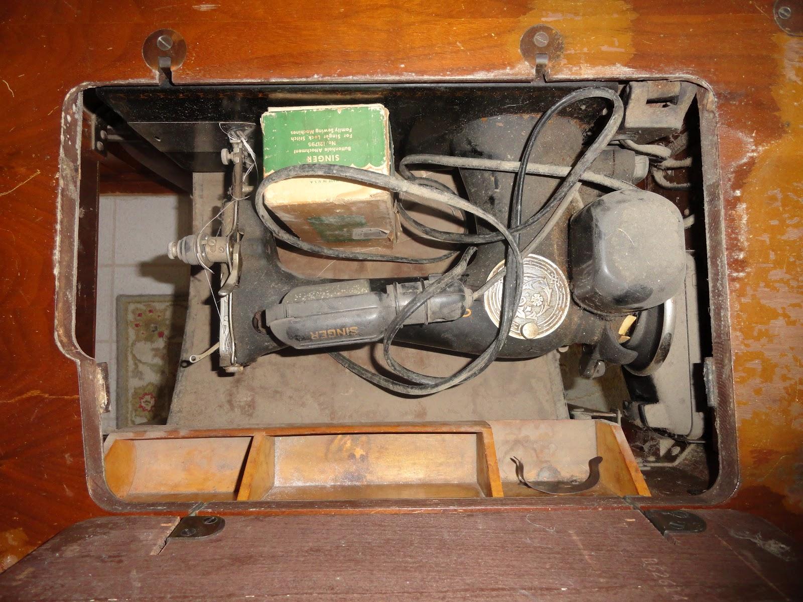15 91 Singer Sewing Machine Wiring Diagram