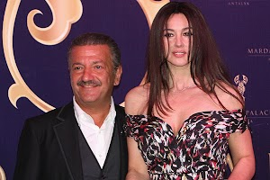 Monica Bellucci divorced because of the oligarch Telman Ismailov?