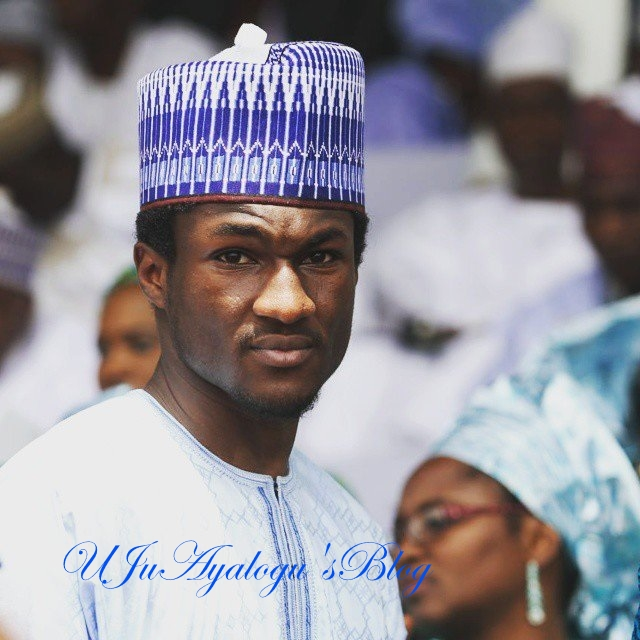 BREAKING: President Buhari's Son, Yusuf Involves Horrific Power-Bike Crash, Goes Unconscious, Set To Be Flown Abroad