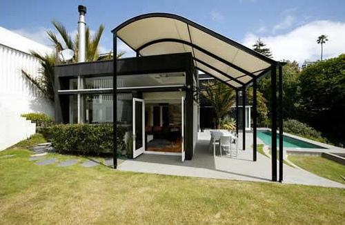 Kanopi Rumah Minimalis Mewah Modern dan Sederhana