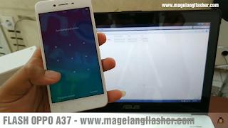 Cara Flash Full Firmware Oppo A37, Mengatasi Contoh Kunci Layar Yang Lupa 5