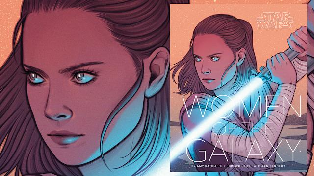 Recenzja - Star Wars: Women of the Galaxy - Amy Ratcliffe
