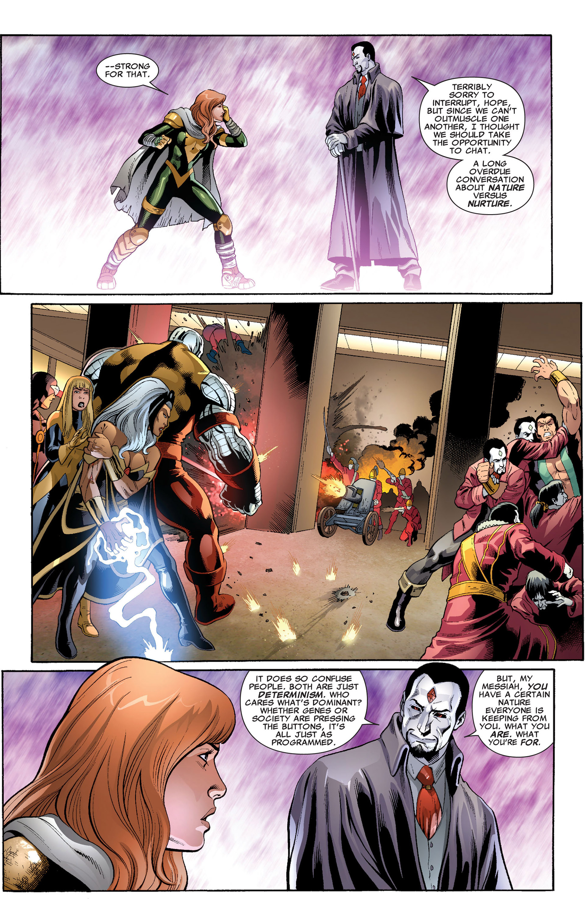Read online Uncanny X-Men (2012) comic -  Issue #3 - 5