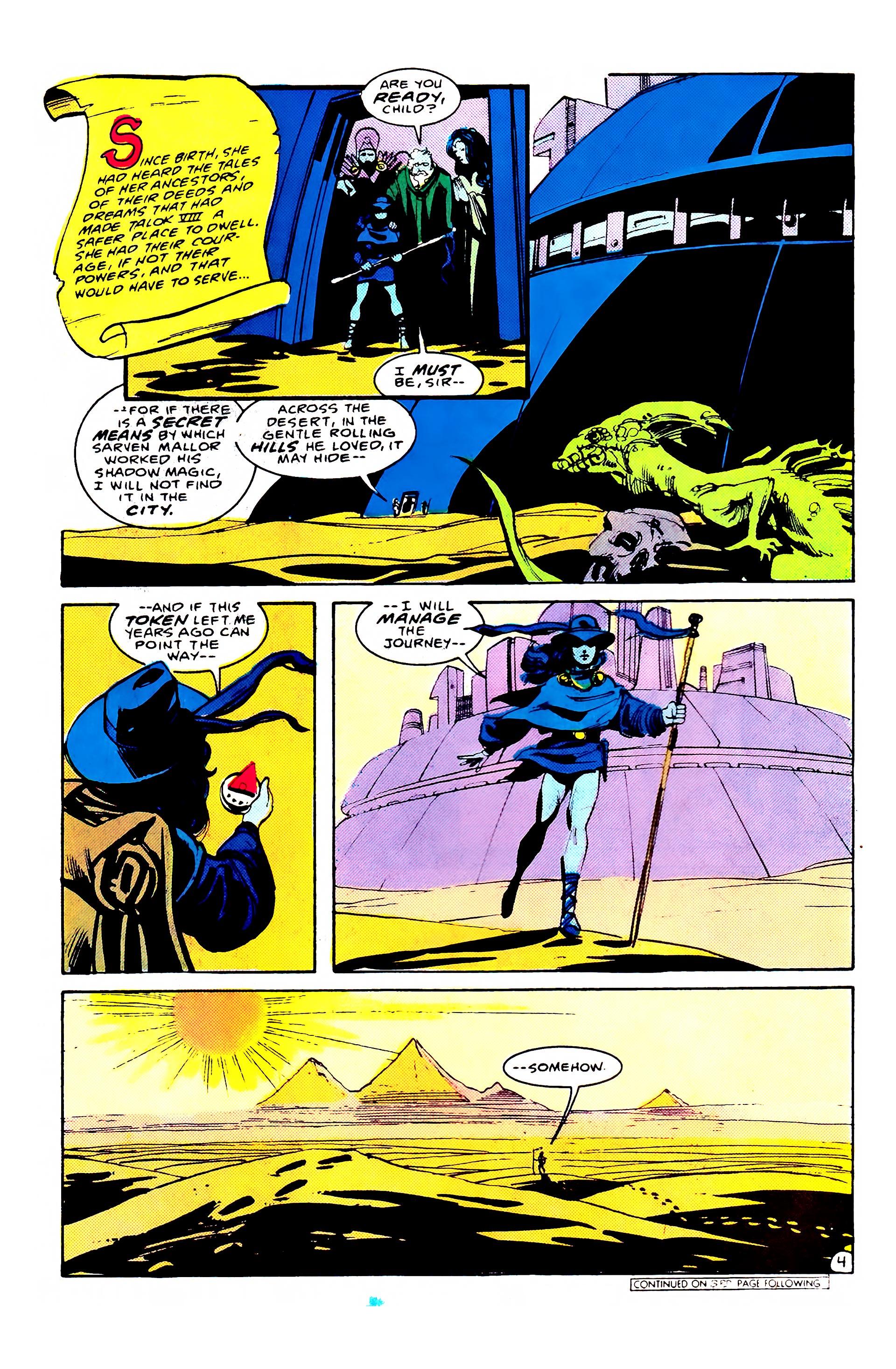 Read online Secret Origins (1986) comic -  Issue #8 - 6