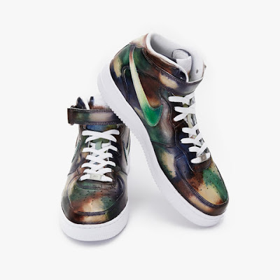 "patine camouflage ""militaire"" byPaulus Bolten"
