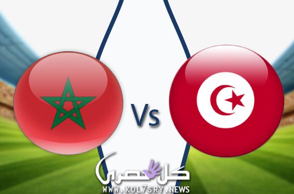 المغرب تفوز على تونس بهدف دون رد بأقدام النصيري فى لقاء ودي مثير