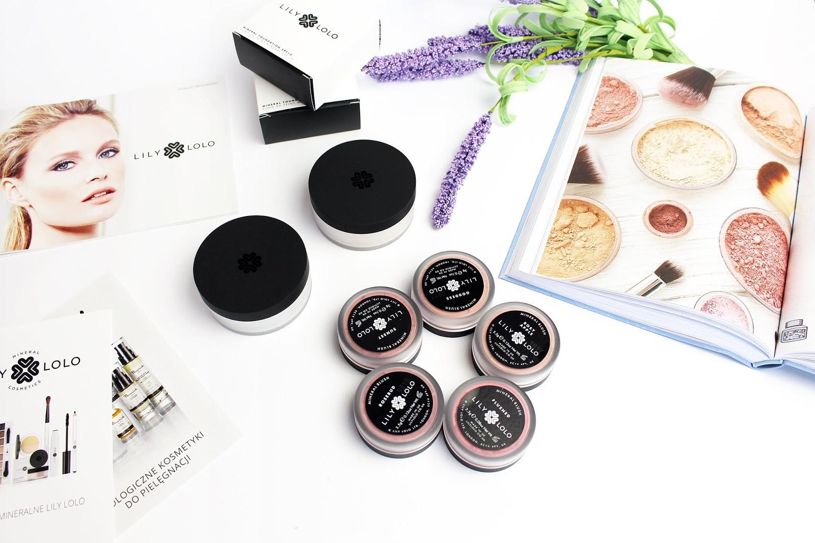 lily lolo, minerały, naturalne kosmetyki, mineralne kosmetyki, podkład mineralny, mineralny róż, minerały czy warto, dlaczego warto używać minerałów, cień mineralny, kabuki