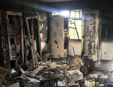 Duas escolas e uma subestação de energia são incendiadas no Ceará