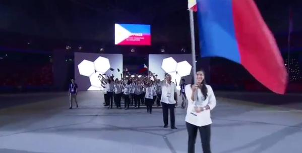 28th SEA Games 2015 Opening Ceremony