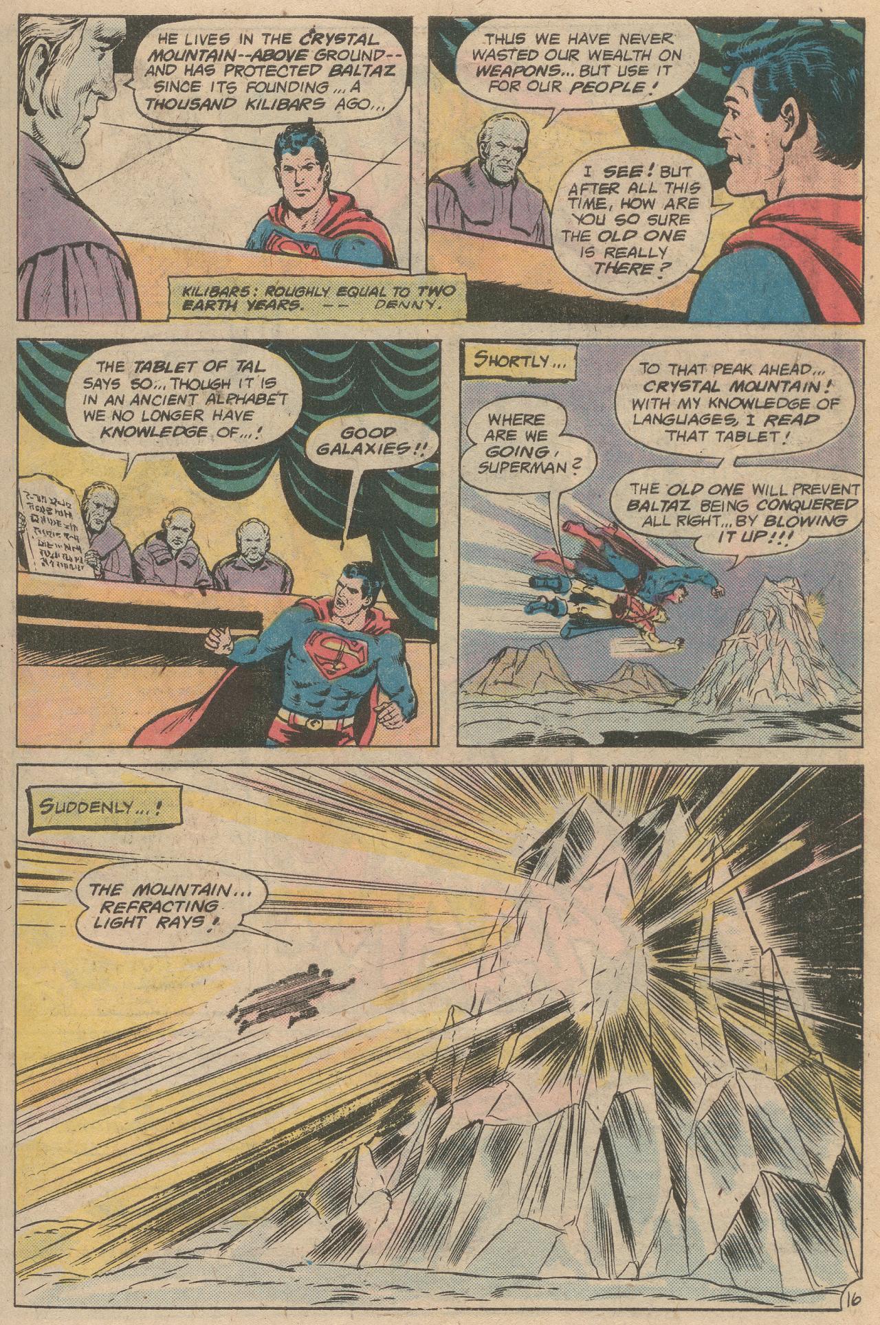 Read online World's Finest Comics comic -  Issue #245 - 18