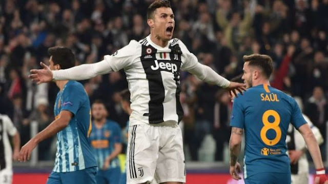 Cristiano Ronaldo Could Be Banned For Juventus' Next Champions League Match