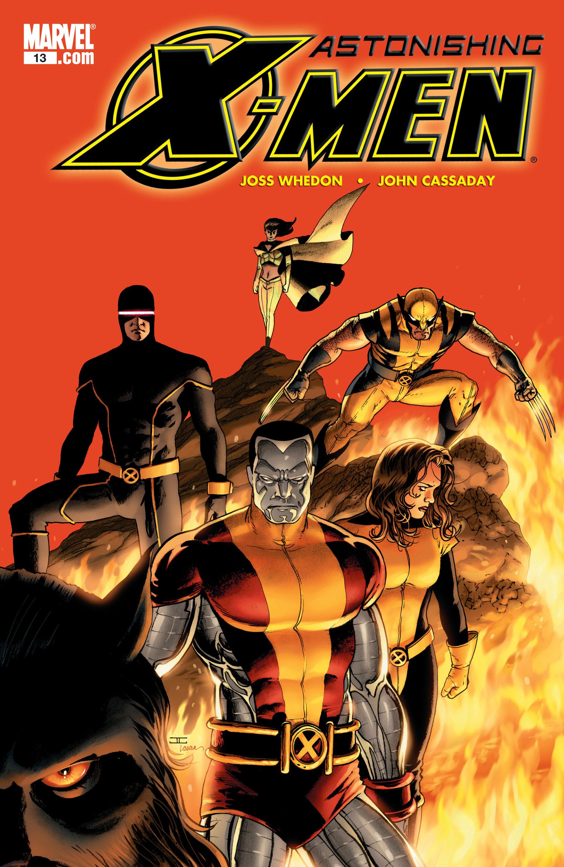 Astonishing X-Men (2004) 13 Page 1