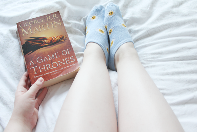 10 things I learnt from reading 'A Game of Thrones' - www.nourishmeblog.co.uk