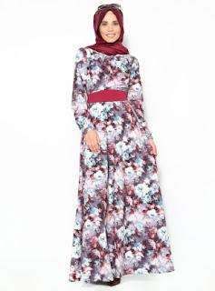 Tren Baju Dress Muslimah Terbaru