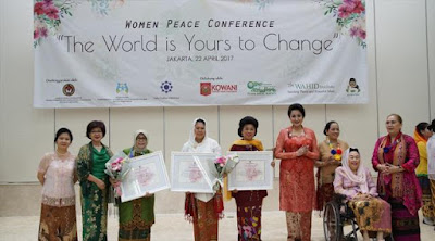 Woman Peace Award untuk Para Kartini Abad 21, Info seputar Wanita