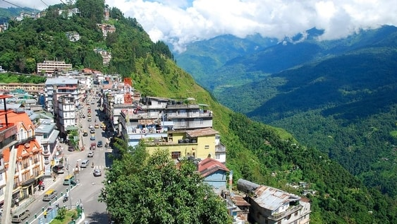 Gangtok Sikkim India