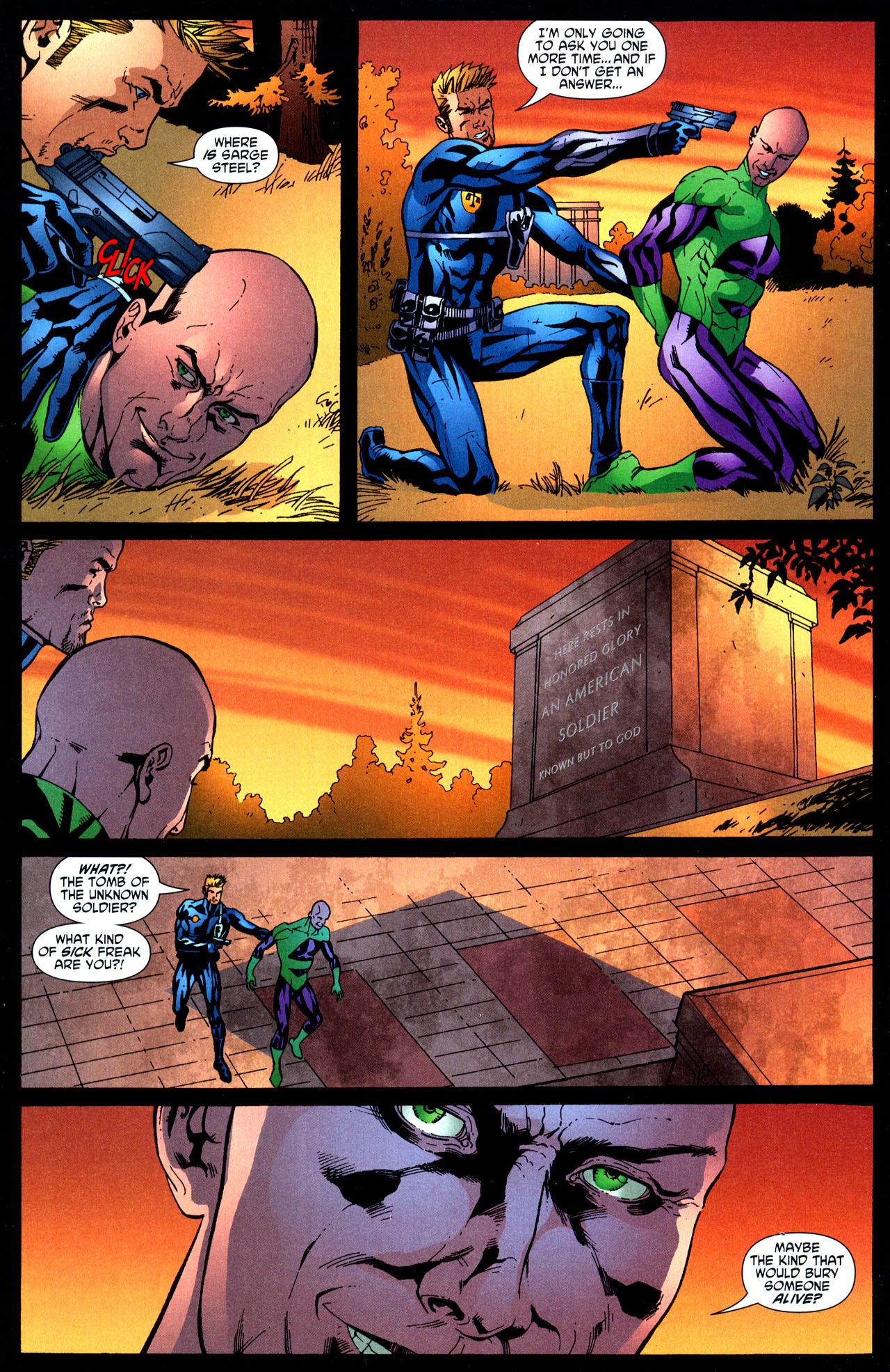 Read online Wonder Woman (2006) comic -  Issue #12 - 17