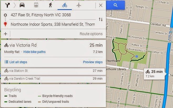 Better By Bicycle: Improving Google Maps bicycling layer ... on moscow map, brisbane map, adelaide map, sydney map, cantonment map, darwin map, canaveral map, tasmania map, lakewood park map, toronto map, shanghai map, australia map, venice map, narcoossee map, eden on map, auckland map, thredbo map, queensland map, memphis international map, new zealand map,