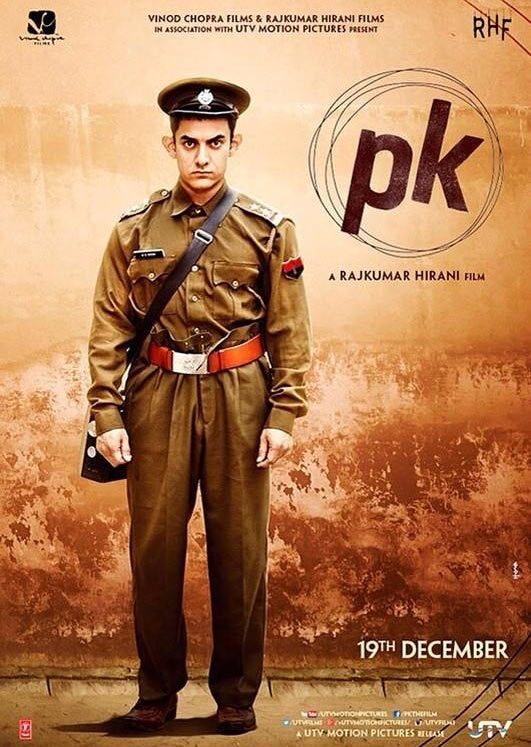 Aamir Khan, Anushka Sharma PK Movie Box Office wiki, PK is Biggest Film of 2014 in bollywood, budget, Box Office, Collectons