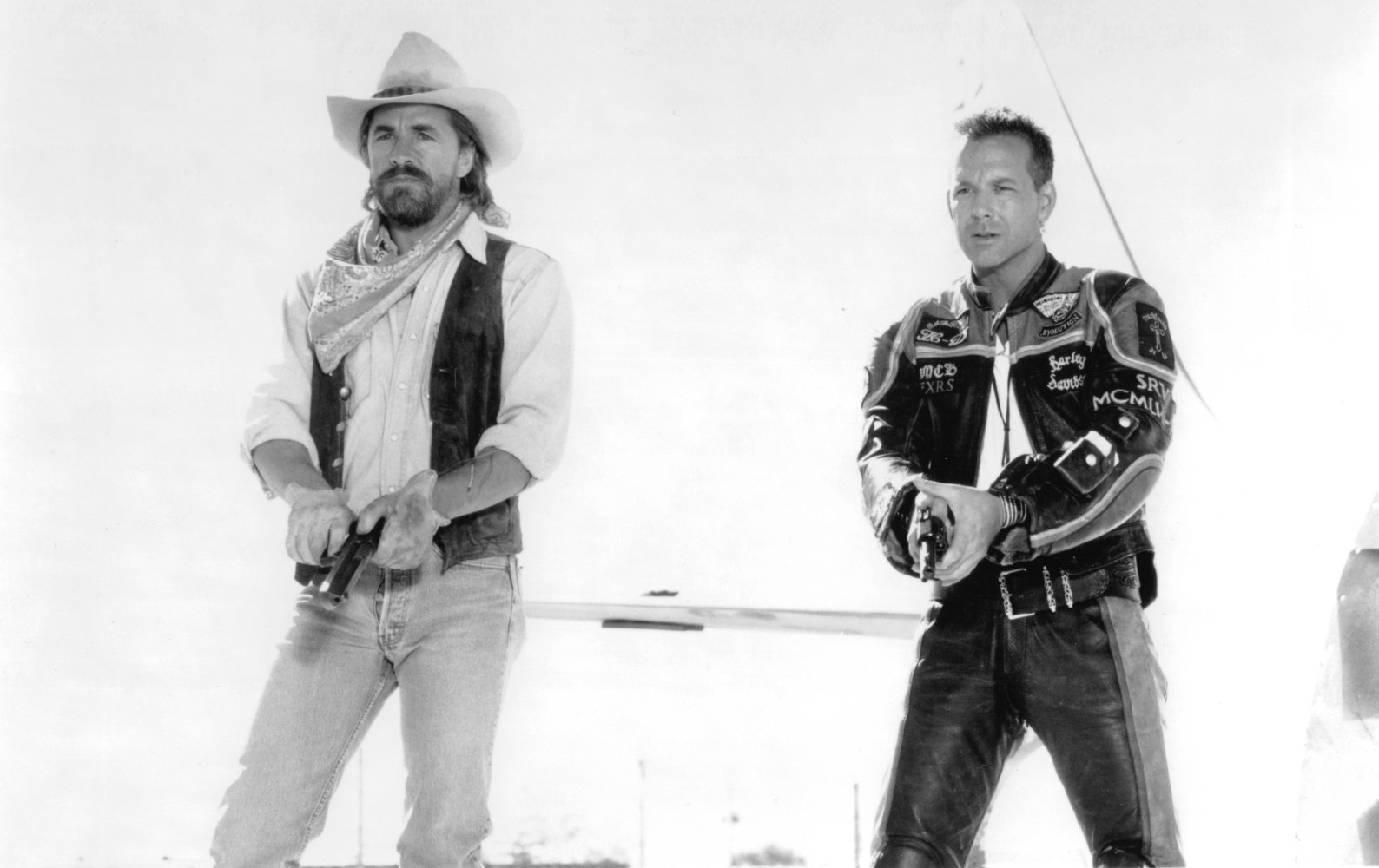 Harley Davidson Movie: Harley Davidson And The Marlboro Man 1991 Full Movie Watch