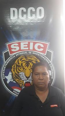 Mulher acusada de estelionato contra o INSS é presa em São Luís
