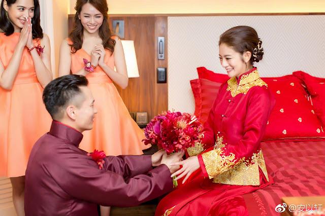 Ady An Wedding