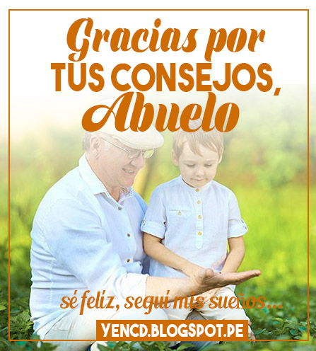 Poemas Para Abuelos Y Abuelitas Con Mucho Amor Yen Cd
