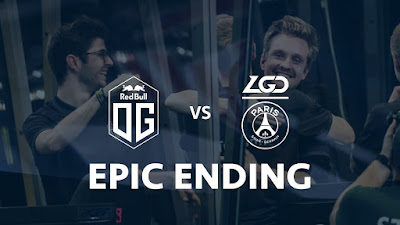 Grand Finals TI 8 : OG vs PSG.LGD (Discover World History)