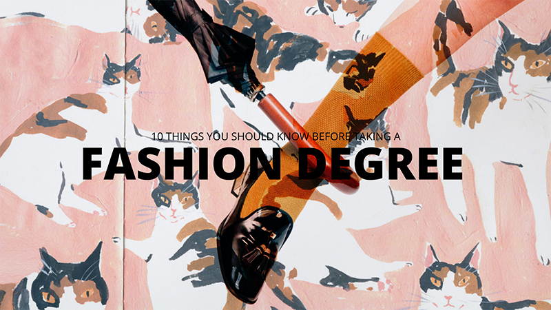 fashion degree