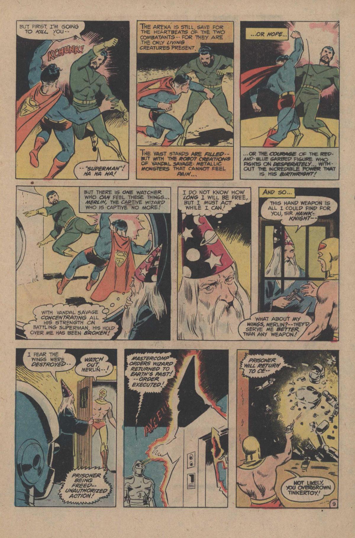 Read online All-Star Comics comic -  Issue #65 - 15
