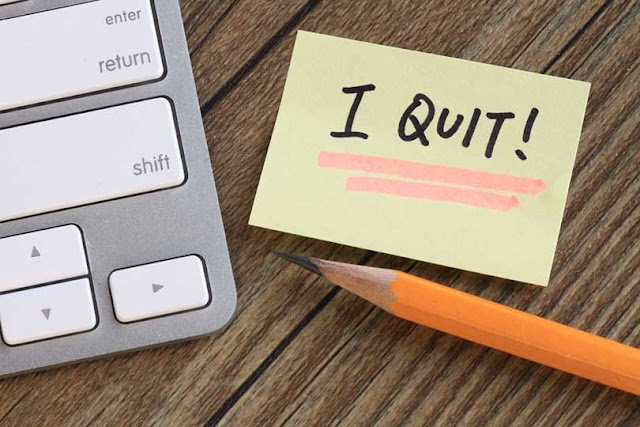 Quitting a Job - Before You Quit Your Job, Some Things to Consider